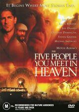 The Five People You Meet In Heaven (DVD, 2005) Jeff Daniels, Jon Voight