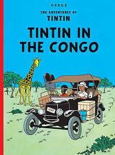Tintin in the Congo, Acceptable, Herge, Book