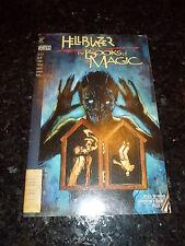 HELLBLAZER : THE BOOK OF MAGIC Comic - No 1 - Date 12/1997 - DC Vertigo Comics