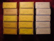 CONSUMER REPORTS magazine on Microfilm 1964 1965 1966 1967 1968 1969 1970 1971