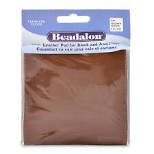 PAD in pelle per Bench Blocco/Anvil-per Martellare