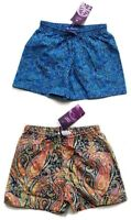 Boys Swim Shorts Trunks Zara Home Liberty Print Flower Swimming Vintage Boy 2 4