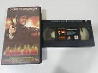 Un Passeggero de La Pioggia Charles Bronson - VHS Nastro Castellano