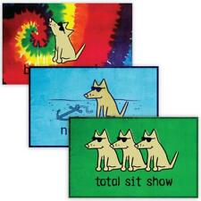 Teddy the Dog Beach Towel Total Sit Show Nauti Dog Be Your Own Dog Terry Velour