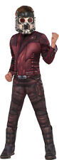 Deluxe Muscle Starlord CHILD Costume NEW Guardians of the Galaxy Volume 2 Small