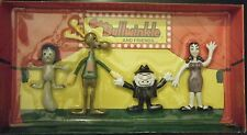 ESCO BENDY BULLWINKLE & FRIENDS BOX SET OF 4 FIGURES NEW SEALED