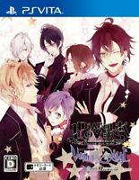 DIABOLIK LOVERS VANDEAD CARNIVAL PlayStation Vita Japan Import