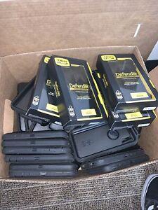 Otterbox Defender Series Used Hard Case for iPhone XR - Black (NO BELT CLIP)
