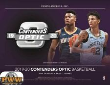 SAN ANTONIO SPURS 2019-20 Panini Contenders Optic Basketball Case Break #1