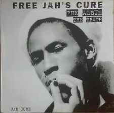 1 x 12'' Jah Cure - Free Jah's Cure / The Album The Truth (J&D RECORDS)