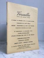 Catalogue Di Vendita Versailles Terracotta Del Xvii Secolo Gioielli Argento 1970