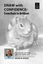 Draw with Confidence:  From Basic to Brilliant with David Kitler - Art DVD