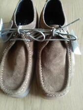 boys m and s shoes size 2 new