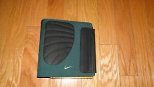 Vintage Nike Trapper Keeper w/ Folder NEW Gren Volt Black Mead