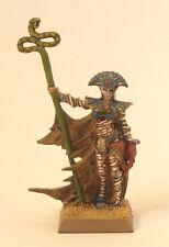 Games Workshop GW Warhammer Tomb Kings Queen Khalida Professionally Painted
