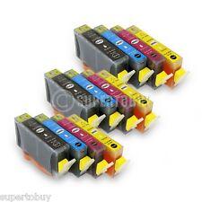 12pk Inkjet Cartridges Compatible for HP 564 XL PhotoSmart 4620 6520 3520 B210a
