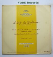DGM 18020 - BEETHOVEN - Sonatas No 11 & 14 WILHELM KEMPFF - Ex Con LP Record