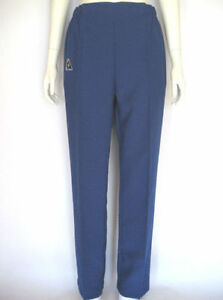 New! Domino Ladies Dark Royal Pants. Only $58 with Free Postage!