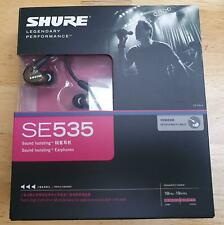 Shure SE535 Sound Isolating Earphones-Bronce