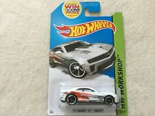 12 Camaro ZL1 Concept HW Workshop Hot Wheels