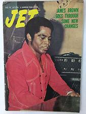 JET MAGAZINE DECEMBER 30, 1971 *JAMES BROWN*