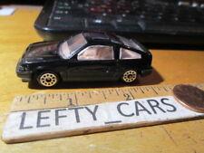 19?? Black HONDA CRX CAR SCALE 1/64
