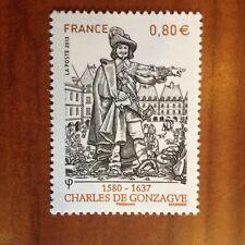 France 4745 ** Charles de Gonzague Italie  en 2013