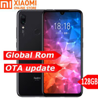 6.3'' Xiaomi Redmi Note 7 Pro 6GB 128GB Snapdragon 675 OTA SONY 48MP Negro 4G