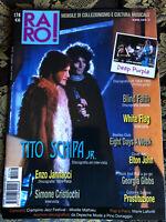 RARO! 174 Magazine about discography ps Tito Schipa Renato Zero Deep Purple