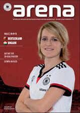 EM-Qualifikation 18.06.2015 Deutschland - Ungarn in Halle, DFB-Arena 02/2015