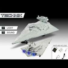 Revell - Star Wars: Imperial Star Destroyer Electronic 1/2700 Model Kit - MIB!