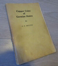 Copper Coins of German States by O.P. Eklund