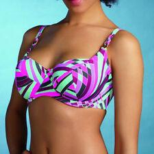 Pantaloni Set Violet-Viola Panache Halle U//W Reggiseno Bikini Tankini