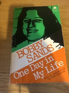 Bobby Sands One Day in My Life Pluto Press 1983 Ireland Irish Republican Book
