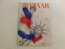 September 1st 1939 HARPER'S BAZAAR Magazine Fashion Classic Ads