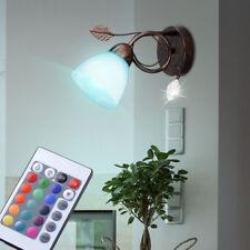 LED RVB Applique Murale Chambre à coucher Télécommande CHANGEMENT DE COULEUR
