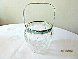 Eisenheimer Würfeleis ice bucket Eiswürfel Eiskübel Glaseimer J 3
