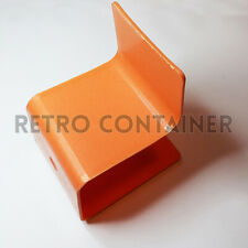 BIG JIM MATTEL - Vintage Parts & Accessories - Orange Chair Seat - Sedia