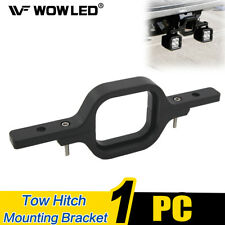 Mounting Bracket Tow Hitch For Dual LED Backup Reverse Truck Light Off Road SUV
