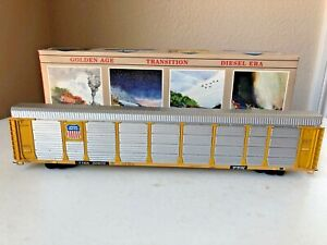 Walthers #932-4808 HO Built 89' Enclosed Auto Carrier-UP #941076 w/box - EC