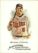 A1335- 2008 Topps Allen and Ginter BB Cards 1-250 -You Pick- 10+ FREE US SHIP