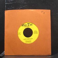 "Edwin Star - Agent Double-O-Soul 7"" VG+ RT103 Vinyl 45 USA 1965 Ric Tic Records"