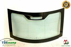 12-19 Ford Taurus Rear Back Windshield Windscreen Window Glass OEM