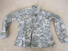 US MILITARY ARMY  ACU TOP COAT SIZE SMALL- SHORT