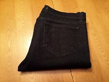 WOMENS J BRAND THE DEAL SKINNY ZIPPER ANKLE JEANS 32 X 30 NWOT VERY NICE!