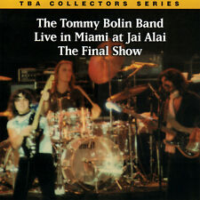 Tommy Bolin - Live In Miami At Jai Alai: The Final Show [New CD] Manufactured On