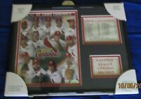 2005 St. Louis Cardinals Team Plaque ~ Front Row collectible ~ New ~