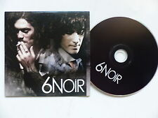 CD  4 TITRES pROMO 6NOIR False sun salvation .. OUI2010 01 STONER PSYCH ROCK