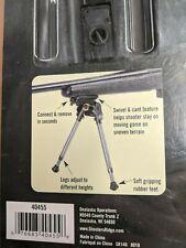 "Bipod Shooters Ridge Adjustable 9""-13"" Black"