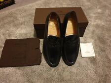 Church's brand new Darwin genuine leather custom slip on formal shoe. Size 11.5